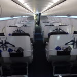 British Airways A318 Business Class – 2