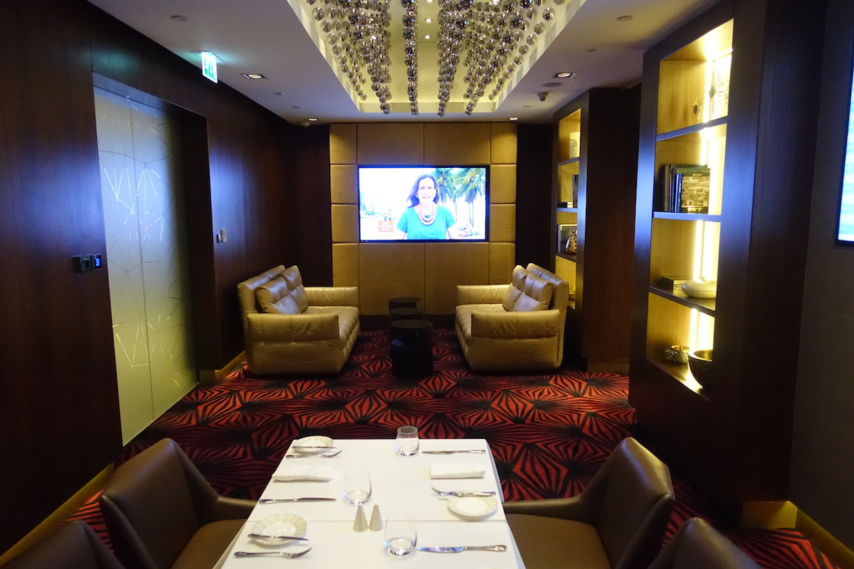 f1fed4e09ea7 Review: Etihad VIP Room Abu Dhabi Airport | One Mile at a Time