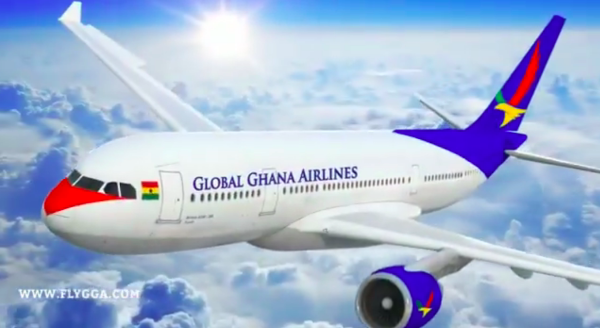 Oh No: Global Ghana Airlines Delays Inaugural Flight