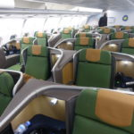 Rwandair A330 Business Class – 1