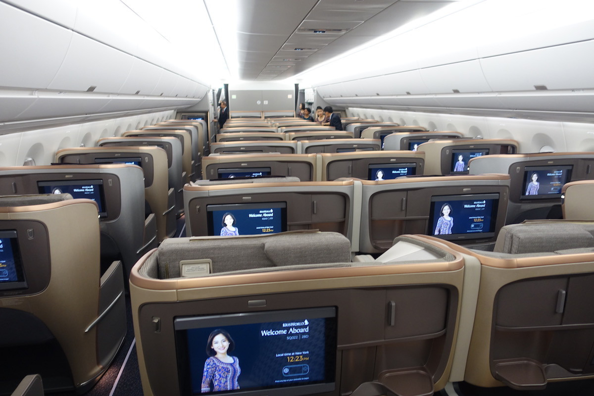 Singapore Airlines\' Next A350-900ULR Route?   One Mile at a Time