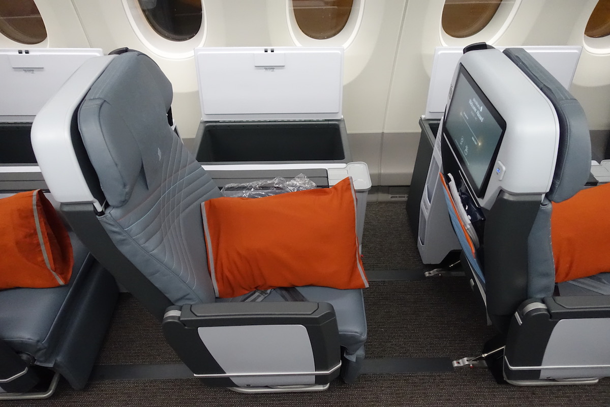 Review: Singapore Airlines Business Class A350-900ULR Singapore To ...