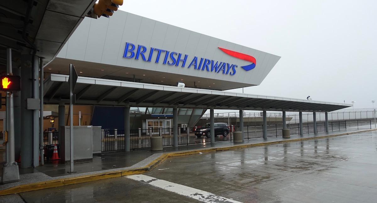 Review British Airways First Lounge New York Jfk One