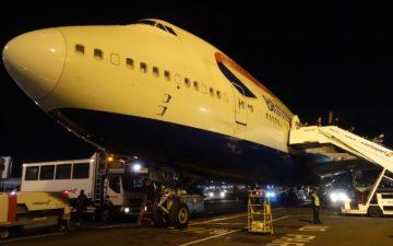 British Airways First Class 747 – 64