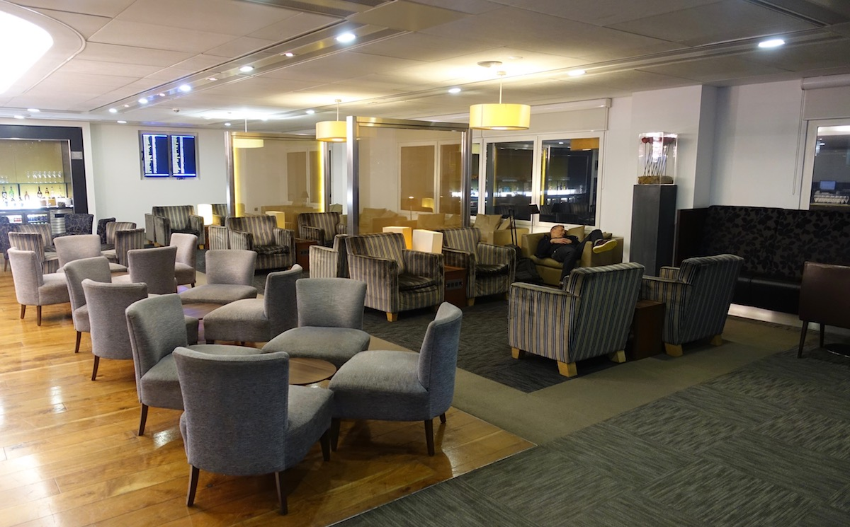 Ba Lounge Terminal 3 >> Review British Airways First Lounge London Heathrow