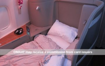 Cathay Pacific First Class Watermark