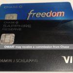 Chase Freedom Watermark
