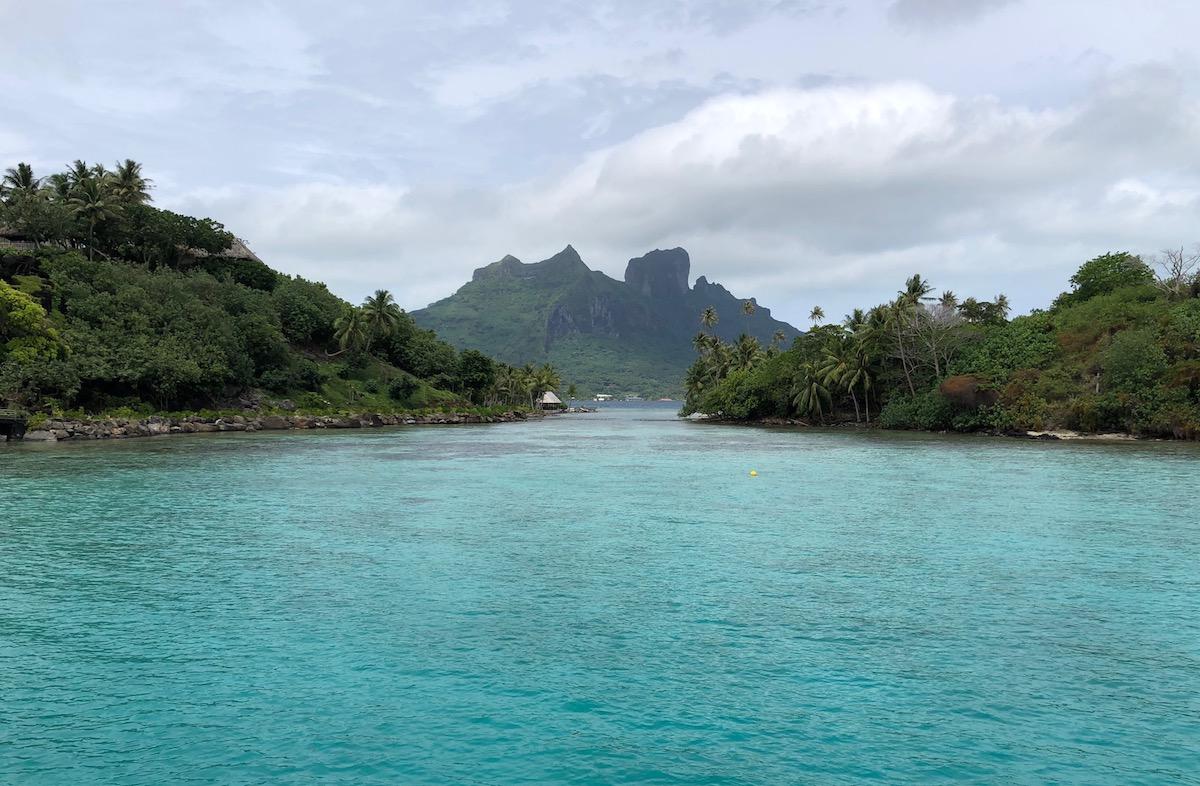 Conrad Bora Bora View