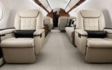 Gulfstream G550 1