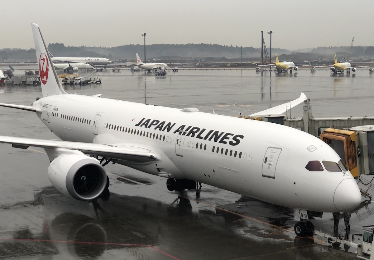 Japan Airlines Expanding At SFO