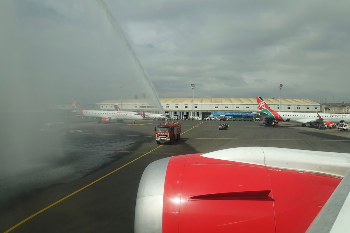 Review: Kenya Airways Business Class 787 New York To Nairobi | One