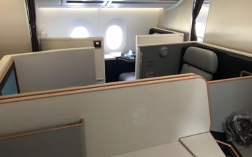 Malaysia Airlines A350 Business Suite – 2