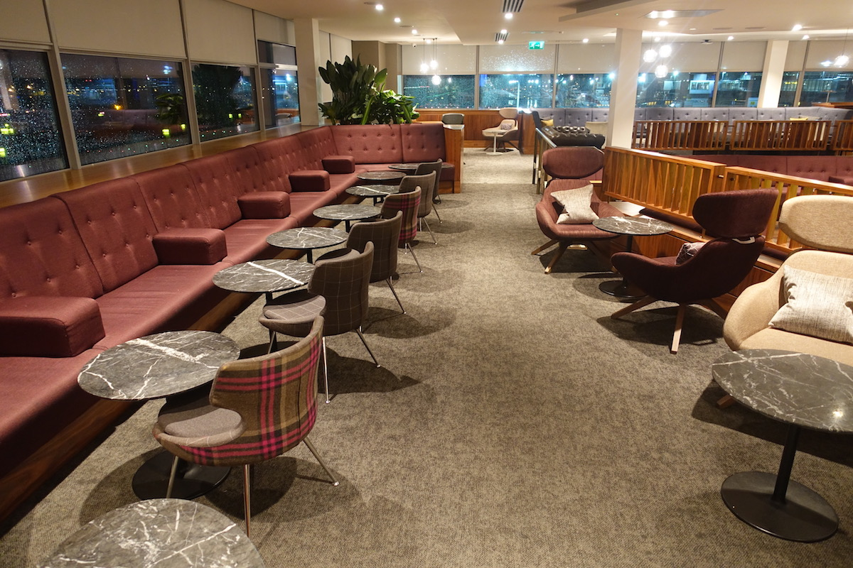 Review: No1 Lounge London Gatwick South Terminal