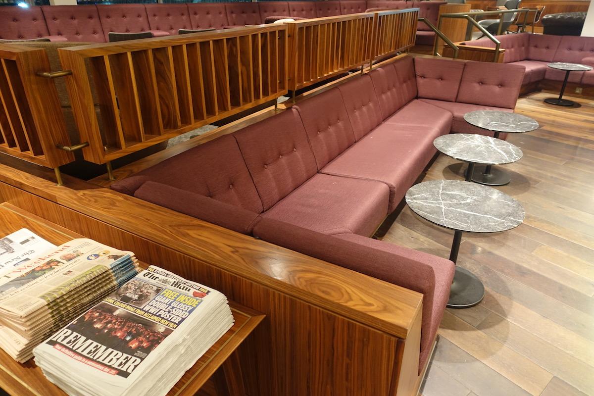 Review: No1 Lounge London Gatwick South Terminal | One Mile
