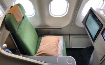 Rwandair Business Class A330 – 8