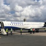Rwandair Business Class Crj – 5