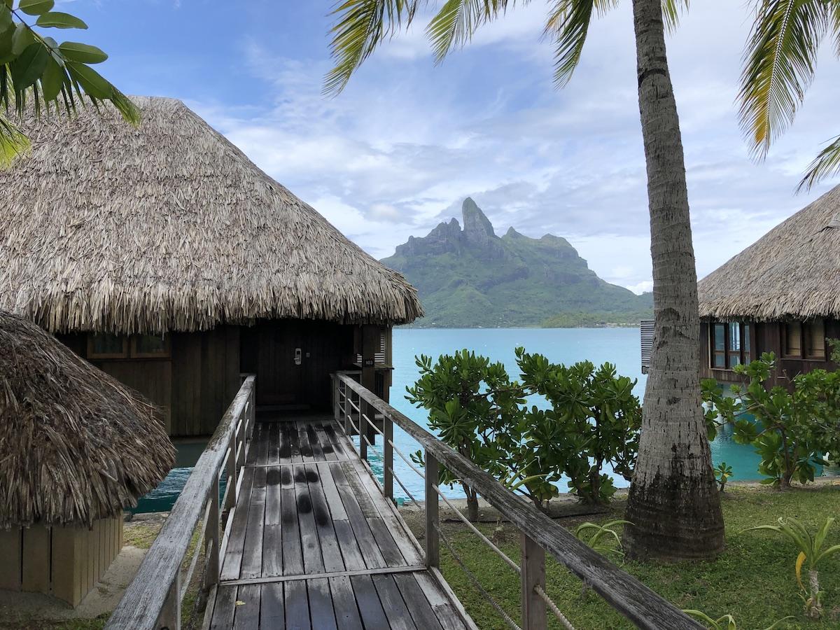 St Regis Bora Bora View 3
