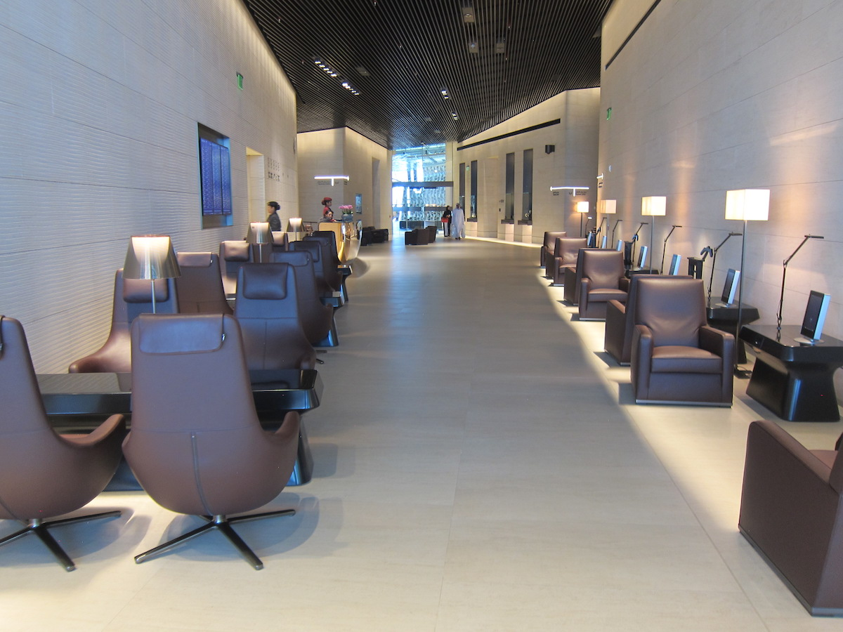 Qatar Airways Raises First Class Lounge Access Cost