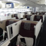 Japan Airlines 787 Business Class – 2