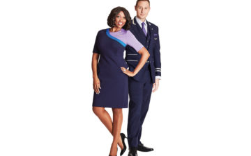 united airlines new uniforms 4