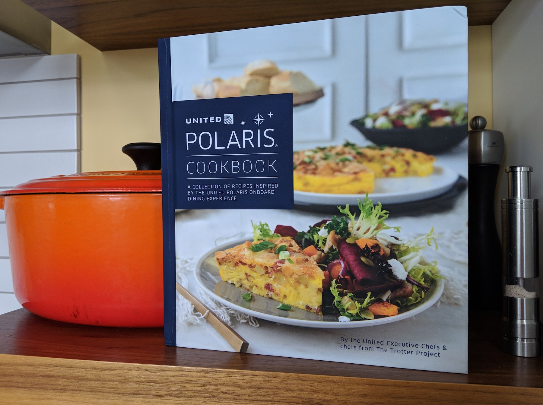 Choose Our United Polaris Cooking Adventure One Mile At