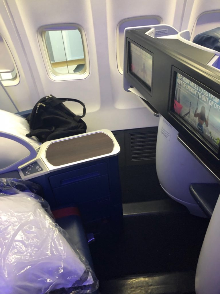 Review: Delta One 757 Washington DCA To Los Angeles | One