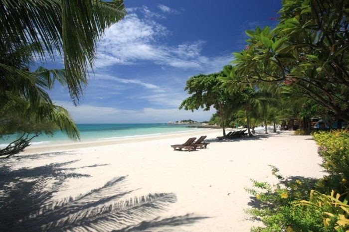My Five Favourite Beaches Around The World