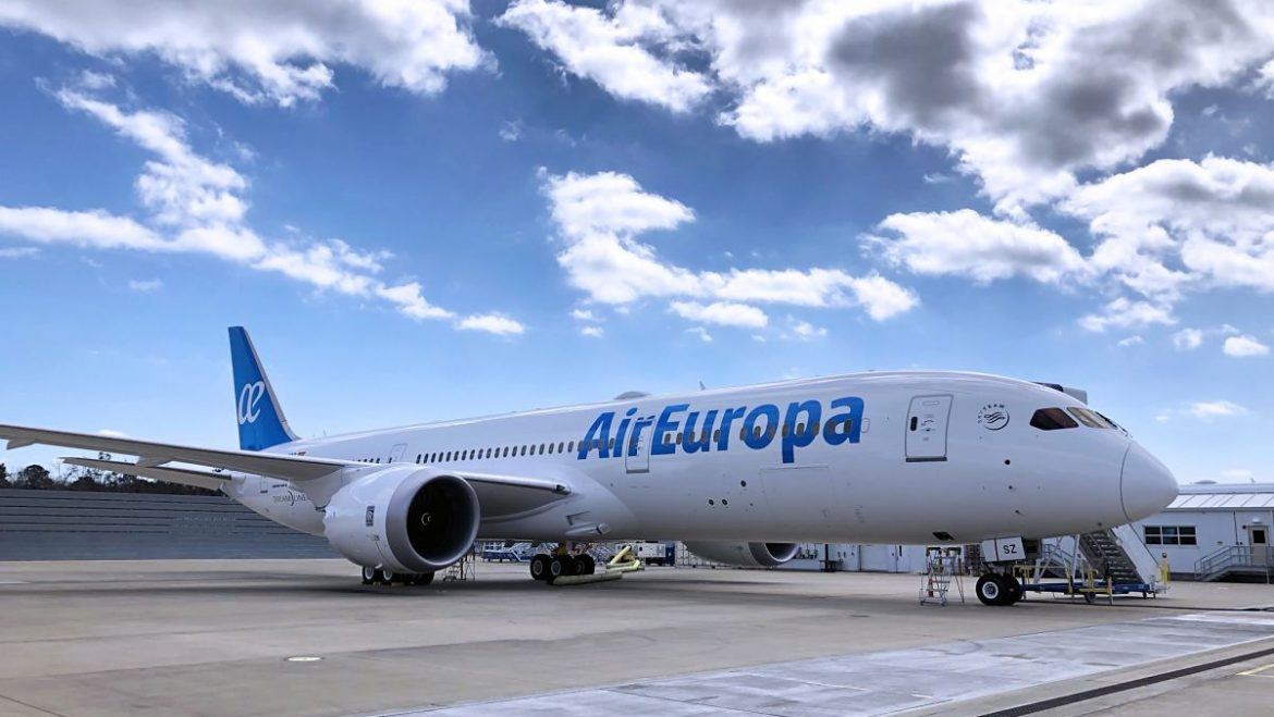 Air Europa Reveals New 787 Business Class | One Mile at a Time