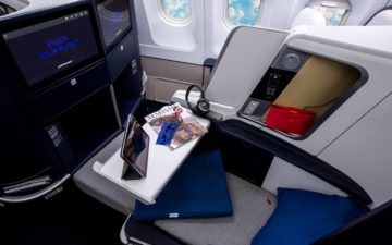 Air France Business Class A330