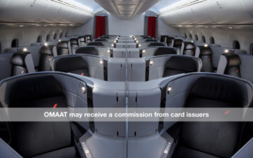 Air France Business Class Watermark