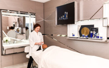 [private Forever] Air France Unveils : La Prairie Spa At Its Jfk Lounge