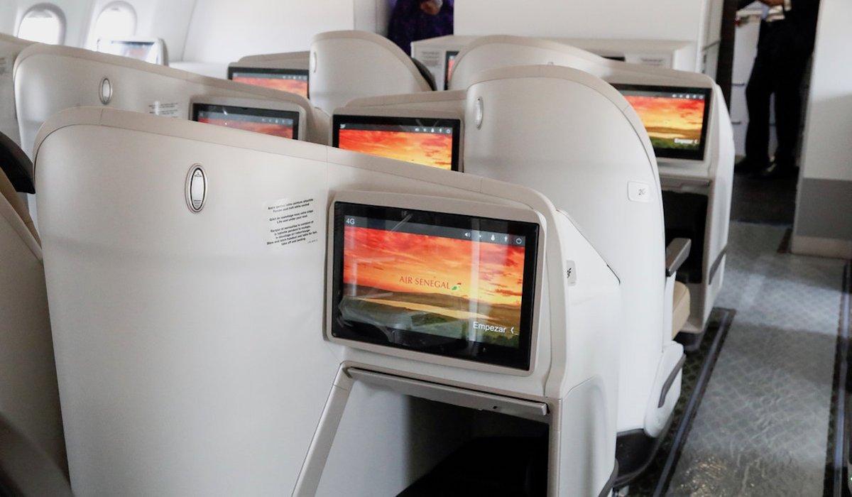 Garuda Business Class A330-900neo