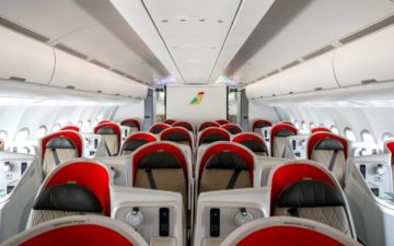 Air Senegal Business Class