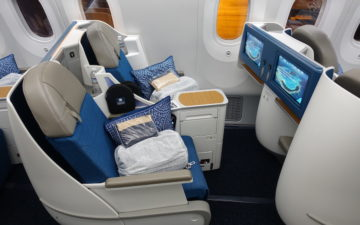 Air Tahiti Nui Business Class 787 – 4