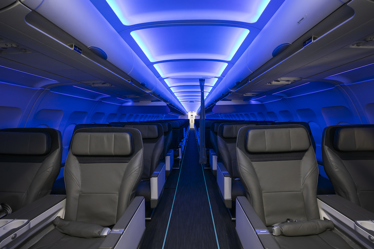 Alaska Airlines Unveils New Cabin Interiors | One Mile at a Time