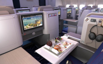 Brussels Airlines New Business Class 1