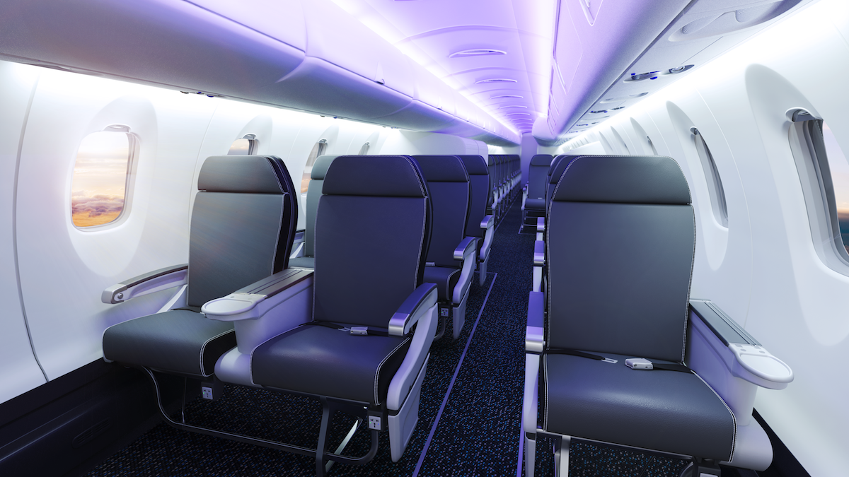 Flights On United's Quirky CRJ-550 Going On Sale