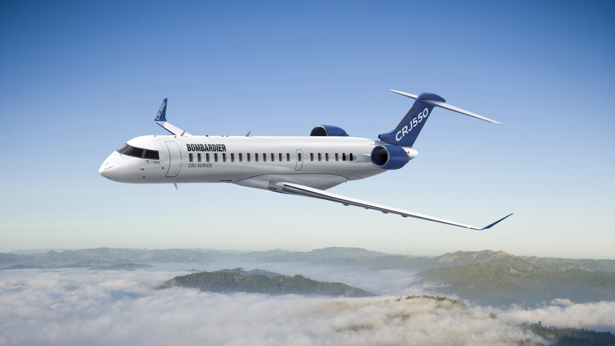 First Look: United's Quirky New CRJ-550   One Mile at a Time