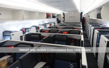 Delta Business Class Watermark