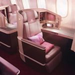 Juneyao Airlines 787 Business Class