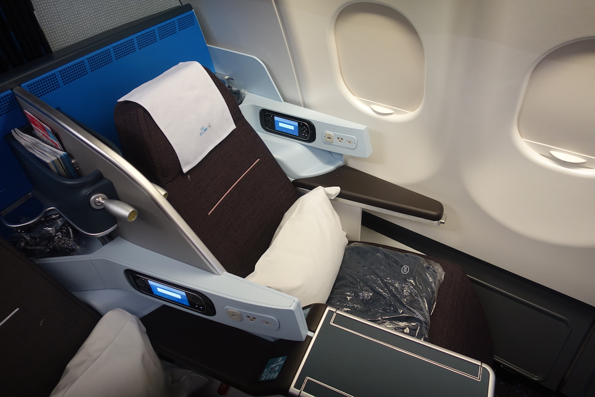 Impressions Of KLM A330 Business Class | One Mile at a Time