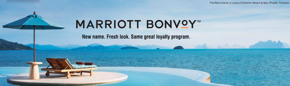 Marriott Bonvoy Launches Today: What Does That Mean? | One