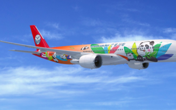 Sichuan Airlines A350