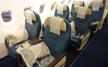Srilankan Airlines A321 Business Class – 2