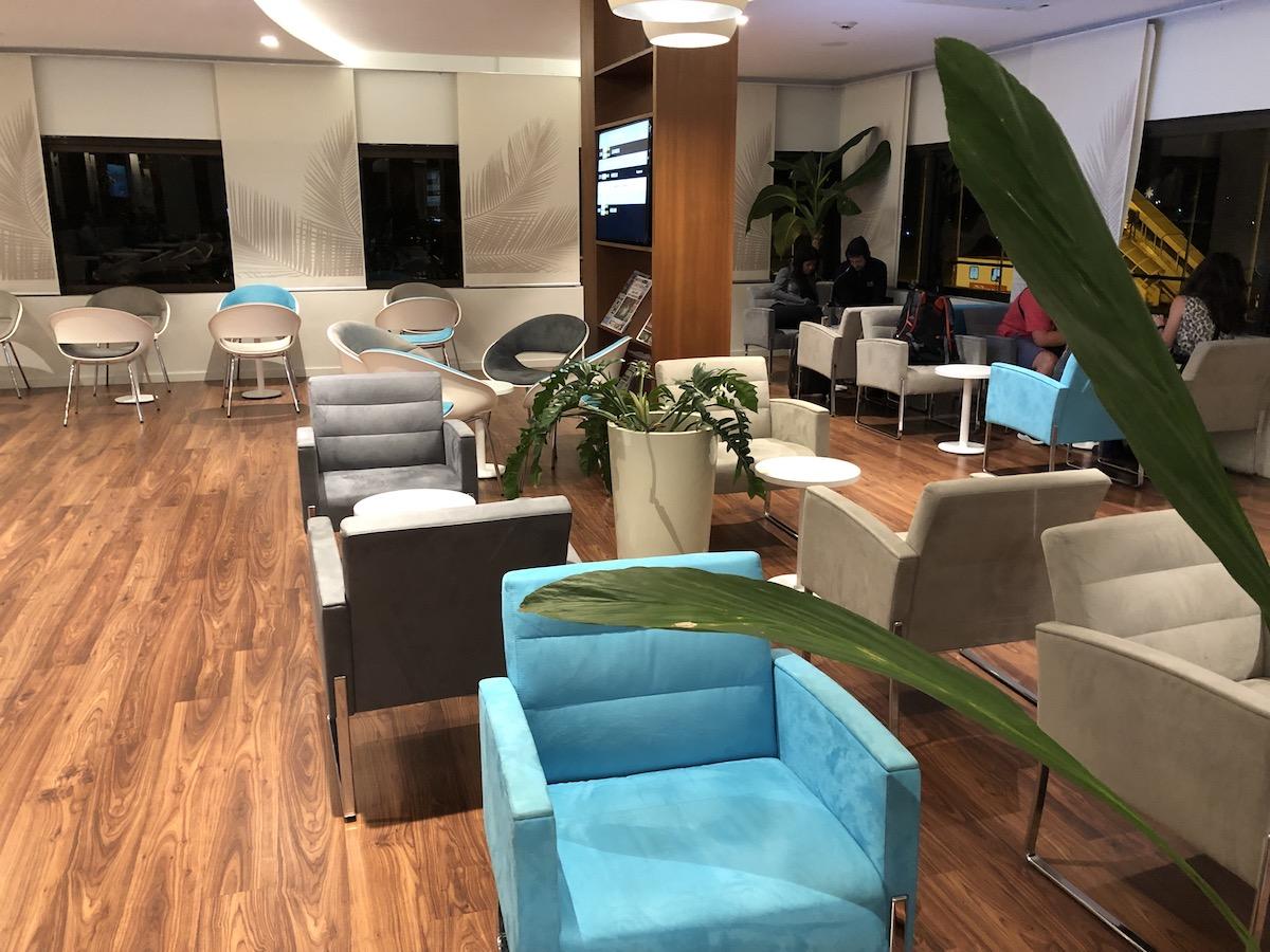 Review: Air Tahiti Nui Lounge Papeete Airport