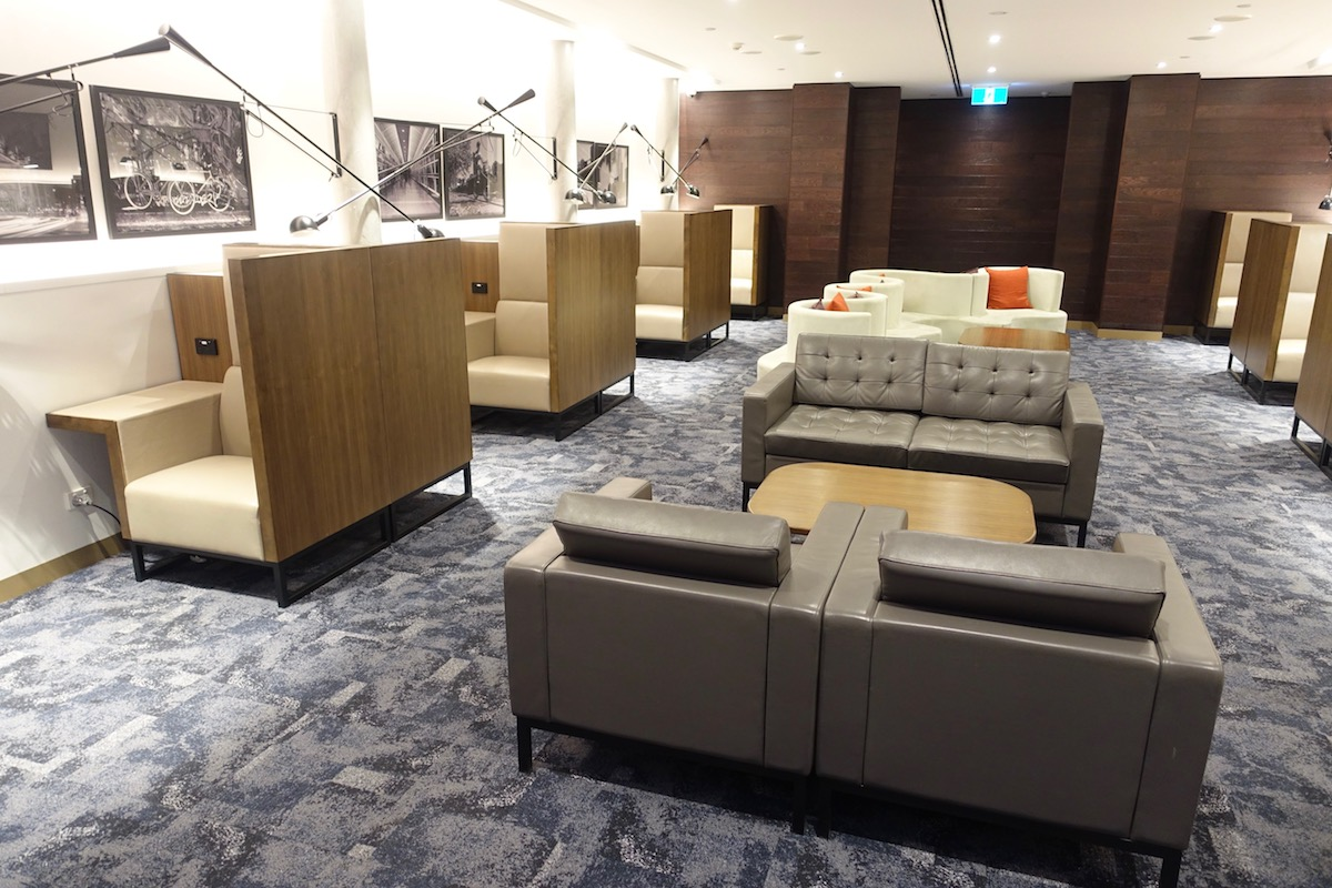Amex Lounge Melbourne Airport Review I One Mile At A Time