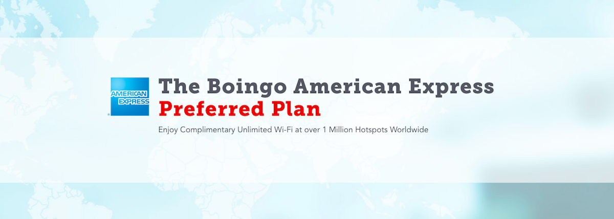 Amex Platinum Ending Boingo Wi-Fi Benefit | One Mile at a Time