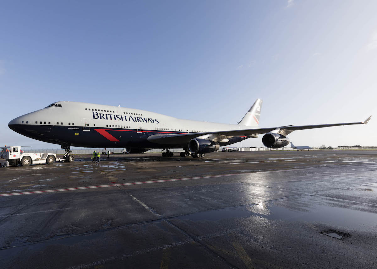 Air Force One's Patriotic New Livery | One Mile at a Time