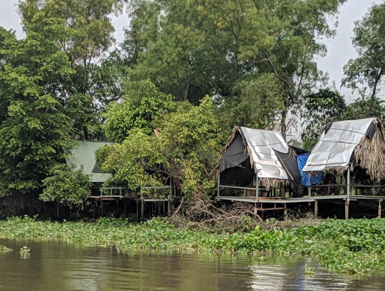 Cu Chi Tunnels Boat Tour 11