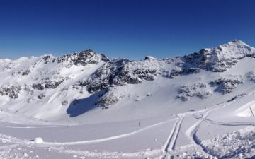 Blackcomb Glacier, Whistler Blackcomb, Canada